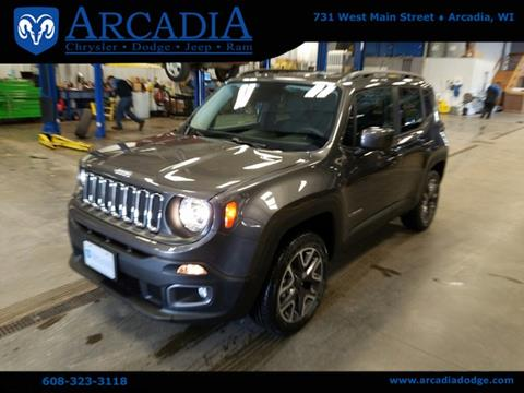 2017 Jeep Renegade for sale in Arcadia, WI