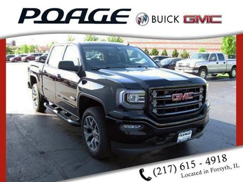 2017 GMC Sierra 1500 for sale in Forsyth, IL