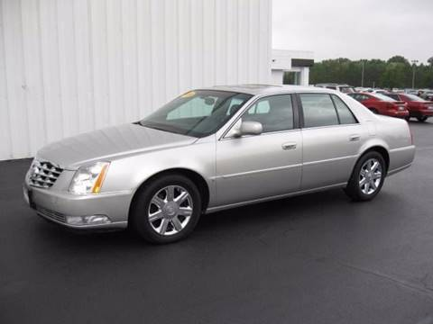 2006 Cadillac DTS for sale in Forsyth, IL