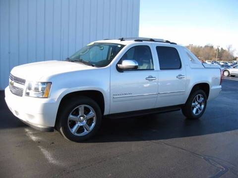 2011 Chevrolet Avalanche for sale in Forsyth, IL