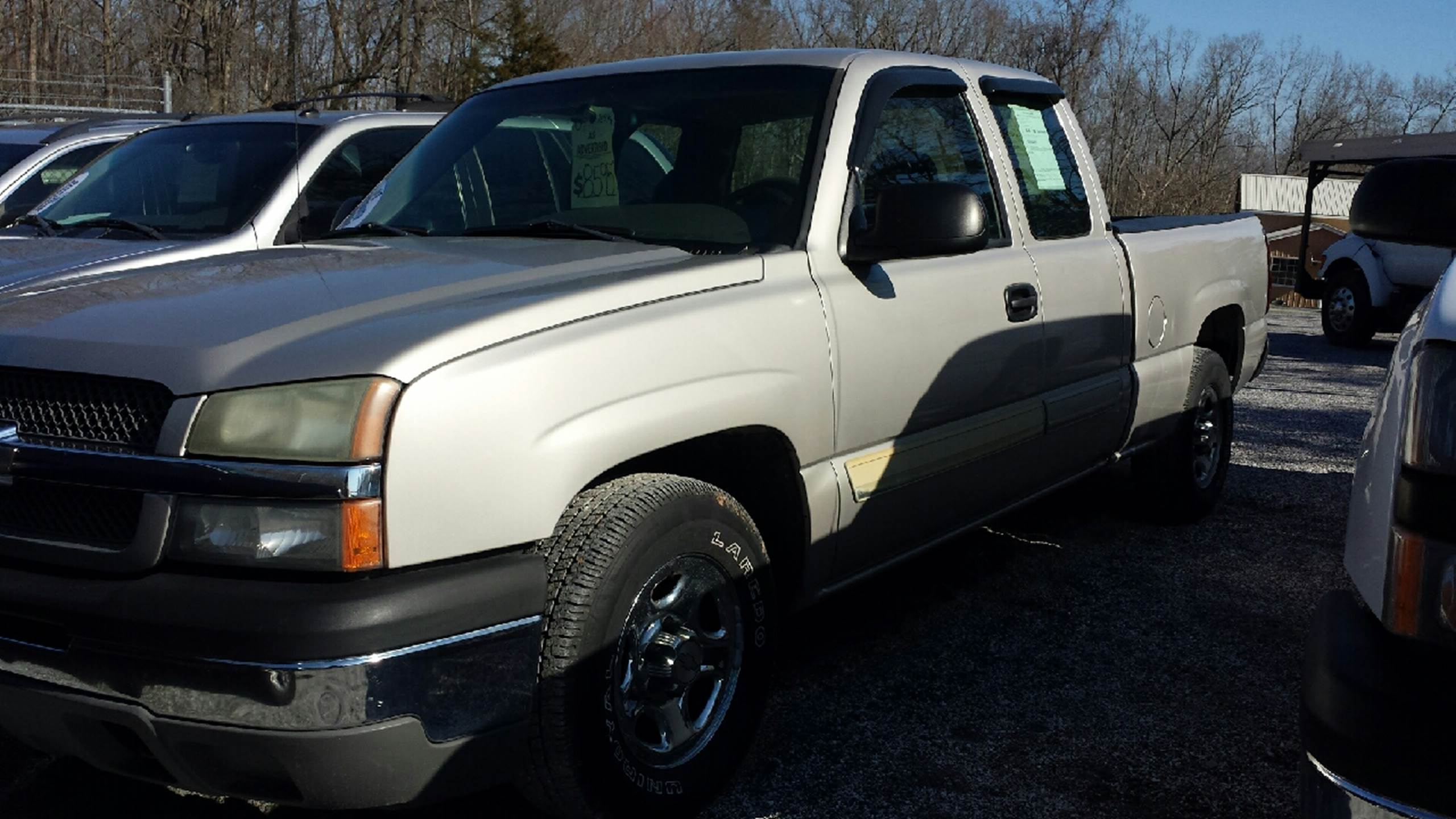 2004 Chevrolet Silverado 1500 for sale in Ramseur, NC
