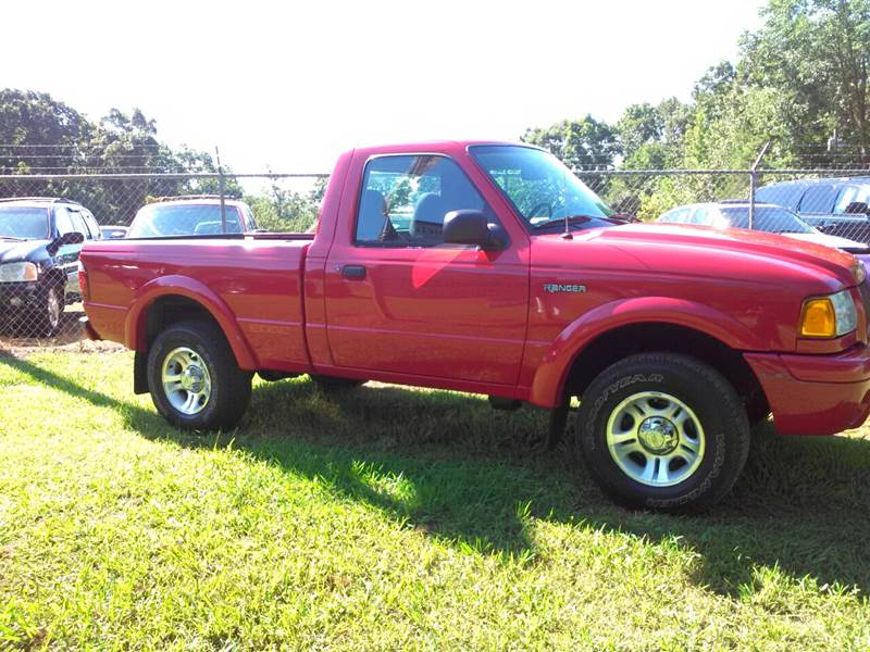 2003 Ford Ranger for sale at HWY 49 MOTORCYCLE AND AUTO CENTER in Liberty NC