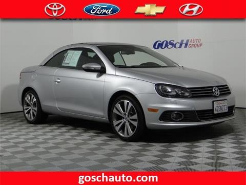 2013 Volkswagen Eos for sale in Hemet, CA