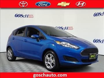 2015 Ford Fiesta for sale in Hemet, CA
