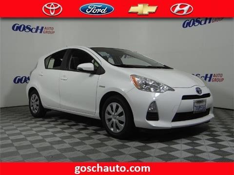 2013 Toyota Prius c for sale in Hemet, CA