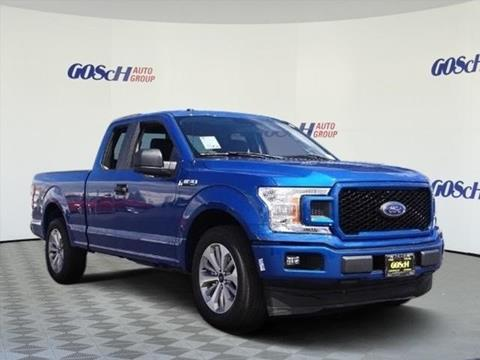2018 Ford F-150 for sale in Hemet, CA