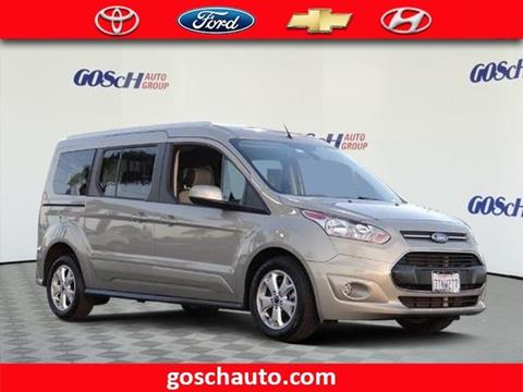 2016 Ford Transit Connect Wagon for sale in Hemet, CA
