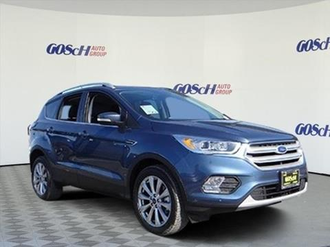 2018 Ford Escape for sale in Hemet, CA