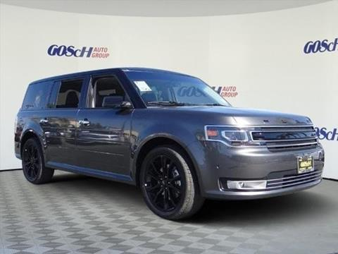 2018 Ford Flex for sale in Hemet, CA