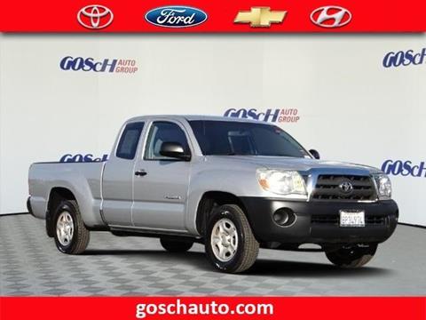 2008 Toyota Tacoma for sale in Hemet, CA