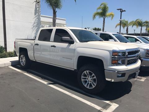 2014 Chevrolet Silverado 1500 for sale in Hemet, CA