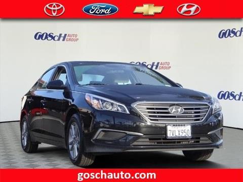 Hyundai Sonata For Sale In Hemet Ca Carsforsale Com