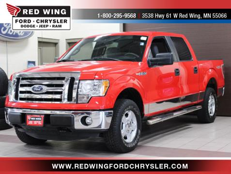 2012 Ford F-150 for sale in Red Wing, MN