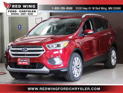 2018 Ford Escape for sale in Red Wing, MN