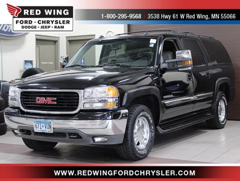 2003 GMC Yukon XL for sale in Red Wing, MN