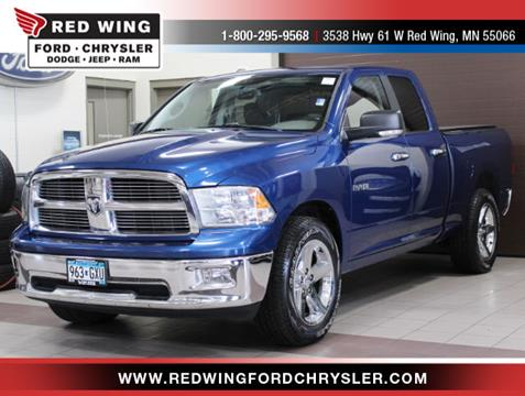 2010 Dodge Ram Pickup 1500 for sale in Red Wing, MN
