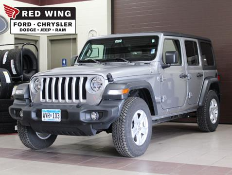 jeep wrangler for sale in red wing mn. Black Bedroom Furniture Sets. Home Design Ideas