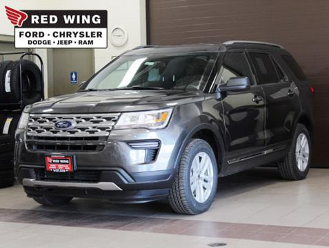 Red Wing Ford >> 2018 Ford Explorer For Sale In Red Wing Mn