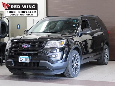 Red Wing Ford >> 2016 Ford Explorer For Sale In Red Wing Mn