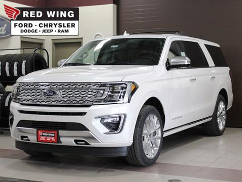Red Wing Ford >> 2019 Ford Expedition Max For Sale In Red Wing Mn