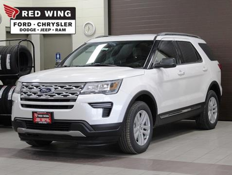 Red Wing Ford >> 2019 Ford Explorer For Sale In Red Wing Mn