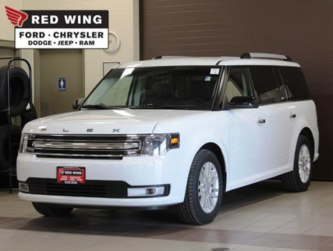 Red Wing Ford >> 2018 Ford Flex For Sale In Red Wing Mn