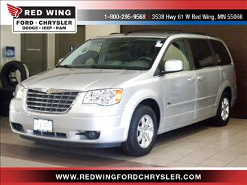 2008 Chrysler Town and Country for sale in Red Wing, MN