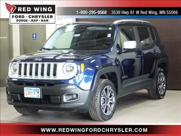 2016 Jeep Renegade for sale in Red Wing, MN