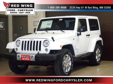 2017 Jeep Wrangler for sale in Red Wing, MN
