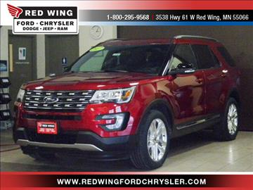 2017 Ford Explorer for sale in Red Wing, MN