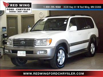2005 Toyota Land Cruiser for sale in Red Wing, MN