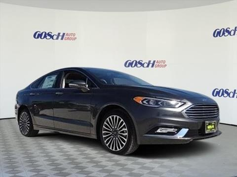 2017 Ford Fusion for sale in Temecula, CA