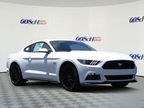 2017 Ford Mustang for sale in Temecula, CA