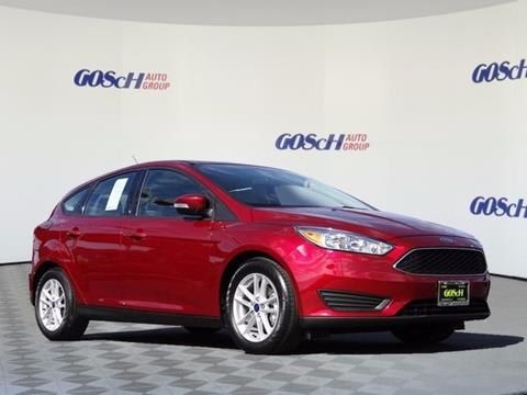 2017 Ford Focus for sale in Temecula, CA