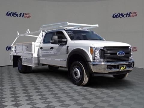 2017 Ford F-450 Super Duty for sale in Temecula, CA