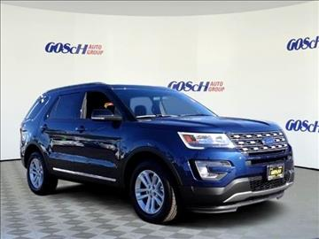 2017 Ford Explorer for sale in Temecula, CA