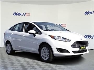 2017 Ford Fiesta for sale in Temecula, CA