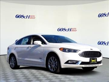 2017 Ford Fusion Energi for sale in Temecula, CA