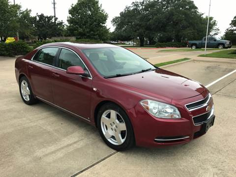 2008 Chevrolet Malibu for sale in College Station, TX