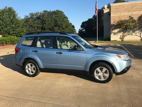 2012 Subaru Forester for sale in College Station, TX