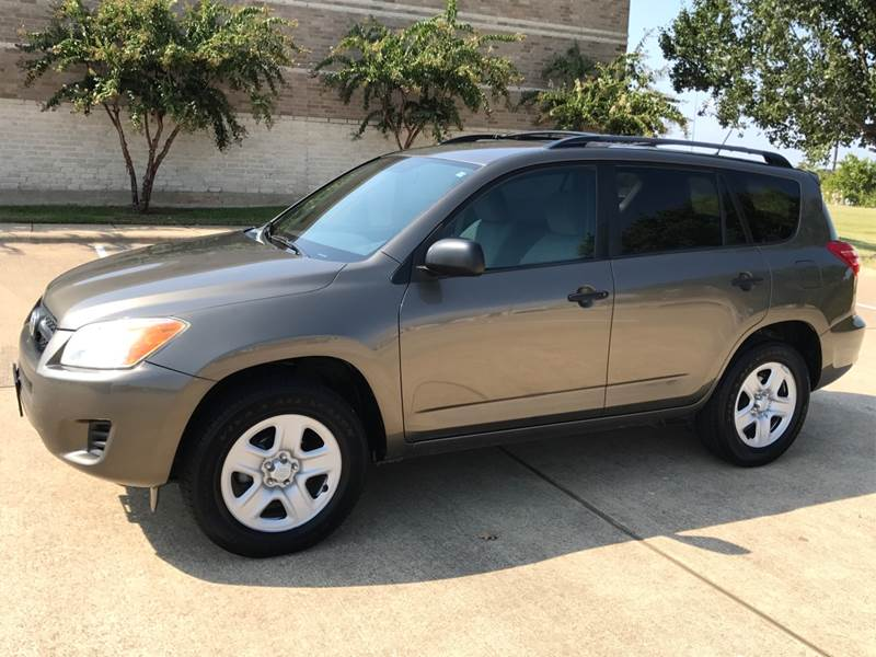 2011 Toyota RAV4 for sale at Pitt Stop Detail & Auto Sales in College Station TX