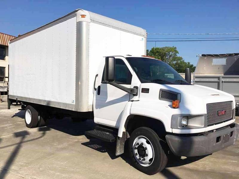 2004 GMC TOPKICK for sale at Scruggs Motor Company LLC in Palatka FL