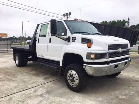 2007 Chevrolet C5500 for sale in Palatka, FL