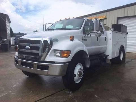 2009 Ford F-750 for sale in Palatka, FL