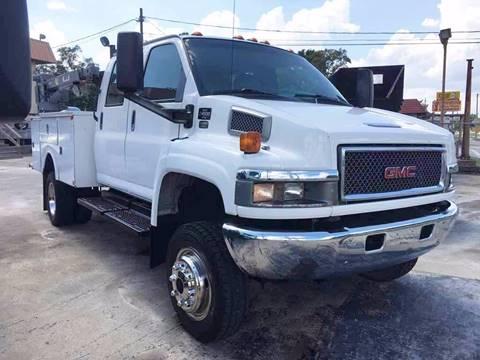 2006 GMC C4500 Topkick for sale at Scruggs Motor Company LLC in Palatka FL