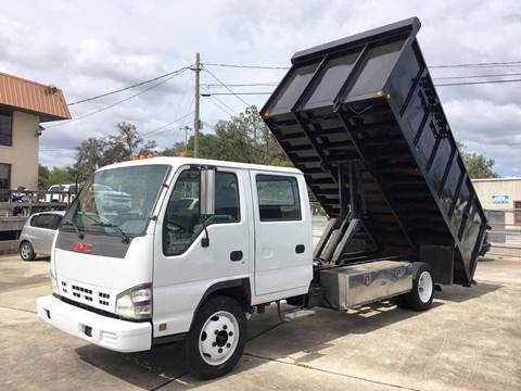 2007 Isuzu NQR for sale in Palatka, FL