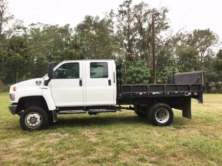 chevy diesel show sell fully us gmc kodiak loaded truck sema used typhoon sale custom for topkick