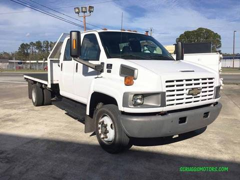 2006 GMC TOPKICK for sale at Scruggs Motor Company LLC in Palatka FL