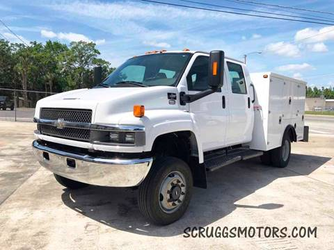 2009 Chevrolet C5500 For Sale In Palatka Fl