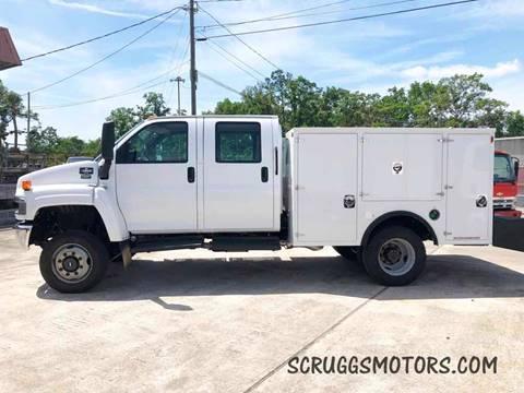 2009 GMC TOPKICK for sale at Scruggs Motor Company LLC in Palatka FL